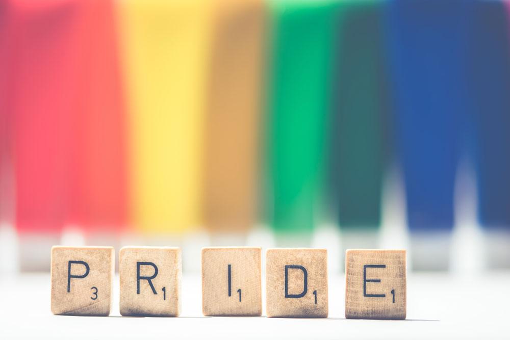 Pride flag LGBTQ