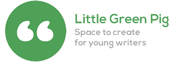 Little Green Pig Logo