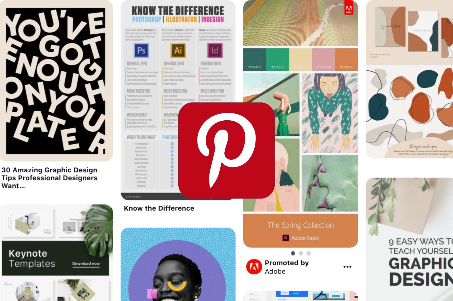 example of pinterest pins